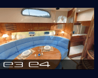 Virtual tour of our luxury Elling E4 or E3 yacht