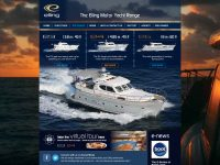 Elling Yacht Website