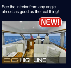 Virtual tour of our luxury Elling E6 Highline yacht
