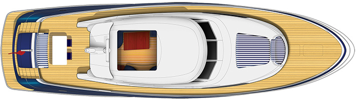 E6 Yacht Automatic Roof Open