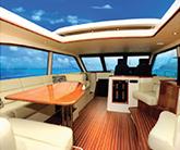 Relax on Luxury Yacht